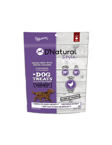 D'Natural Style Grain Free Chicken...