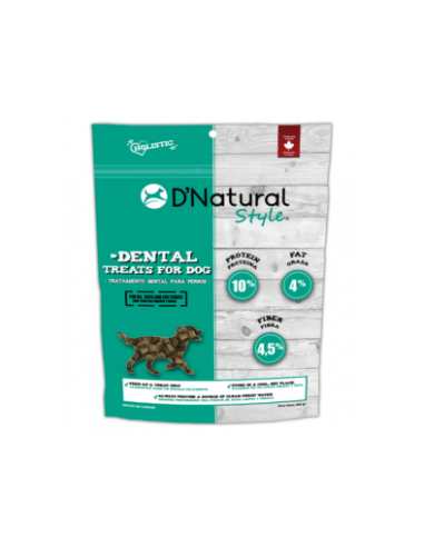 D'Natural Style Dental Treat 320 Gr