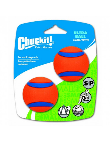 Ultra Ball Small 2 Pk