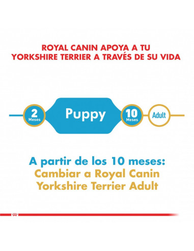 Royal Canin Yorkshire Terrier Puppy 3 Kg
