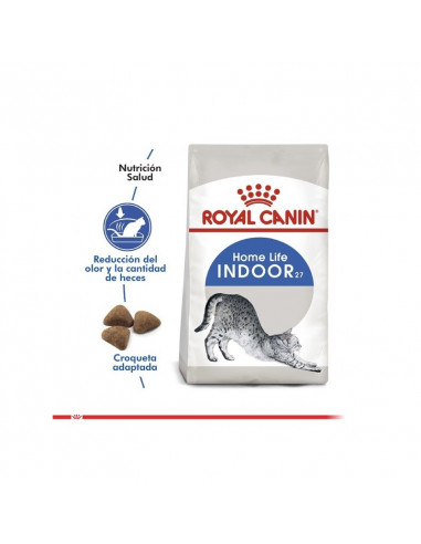 Royal Canin Indoor Gato 400 Gr