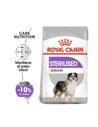 Royal Canin Medium Sterilized 10 Kg