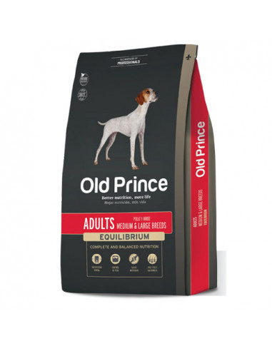 Old Prince Super Premium Adulto 15 Kg