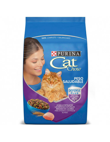 Cat Chow Peso Saludable 3 Kg