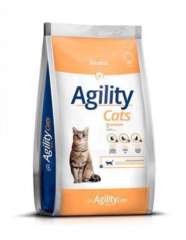 Agility Gato Adulto 10Kg