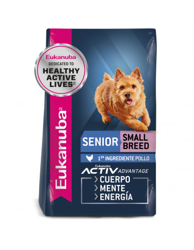 Eukanuba Senior Small  2.3 Kg