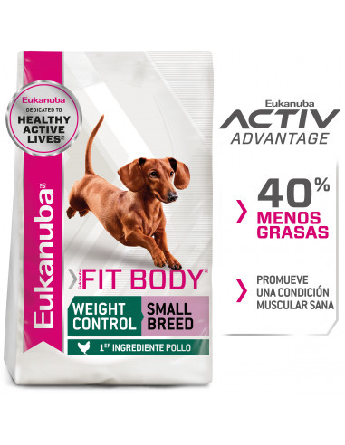 Eukanuba Weight Control Small 2.3 Kg