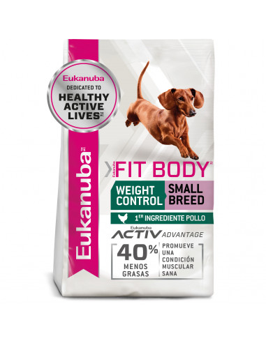 Eukanuba Weight Control Small 6,8 Kg