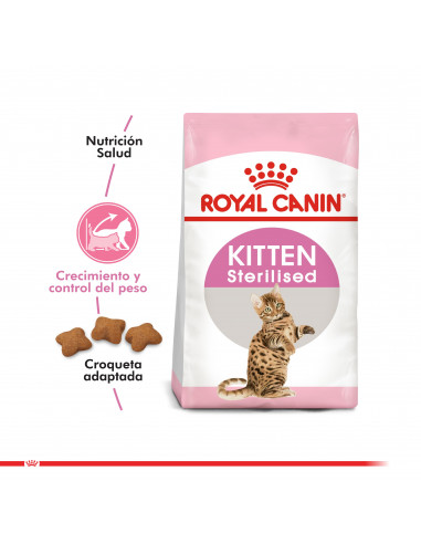 Royal Canin Kitten Sterilized Feline...