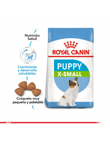 Royal Canin X-Small Puppy 2,5 Kg
