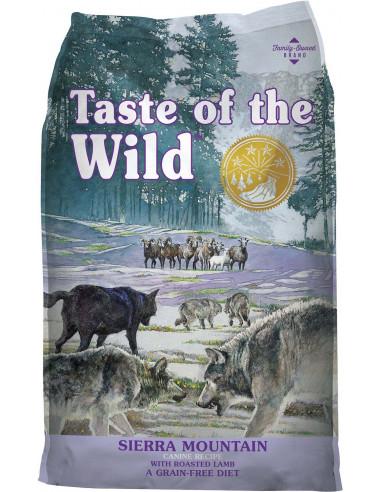 Taste Of The Wild Sierra Mountain...