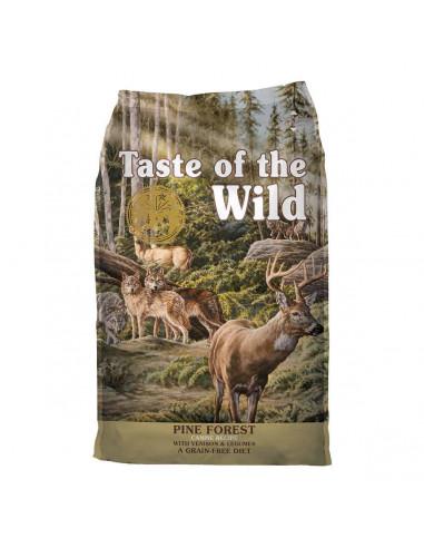 Taste Of The Wild Pine Forest Venison...