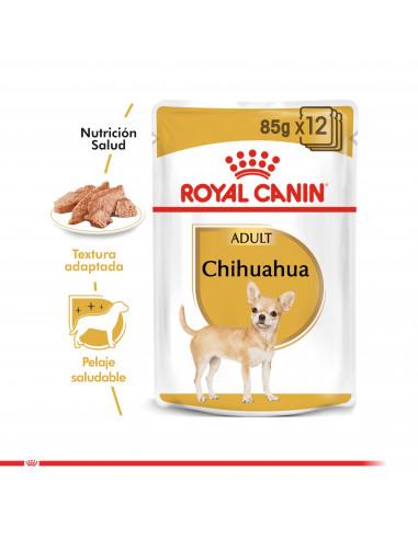 Royal Canin Chihuahua Pouch Caja 12...