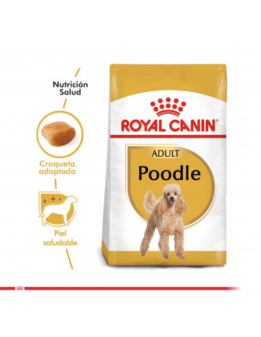 Royal Canin Poodle Adulto 7,5 Kg