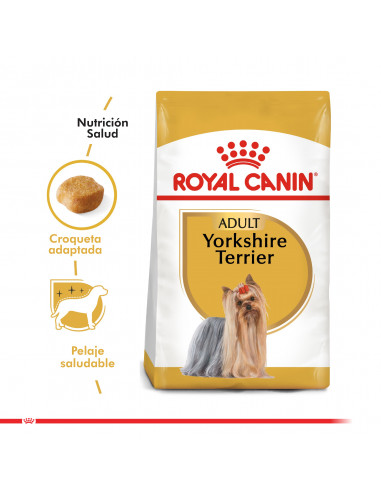 Royal Canin Yorkshire Terrier Adulto...