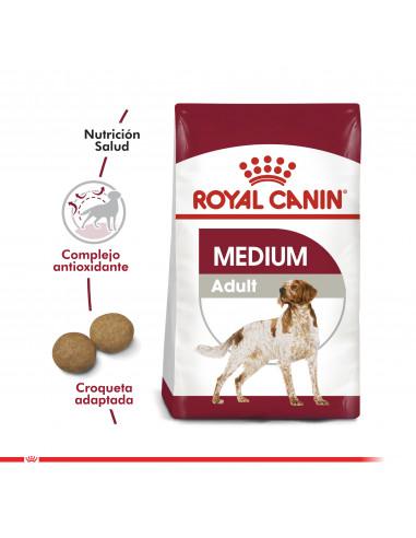 Royal Canin Medium Adulto 2,5 Kg