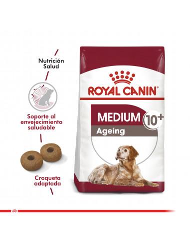 Royal Canin Medium Adulto 10+ 15 Kg
