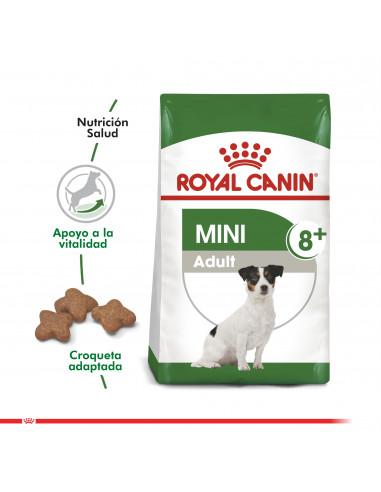 Royal Canin Mini Adulto 8+ 2,5 Kg