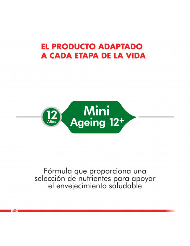 Royal Canin Mini Adulto Ageing 12+...