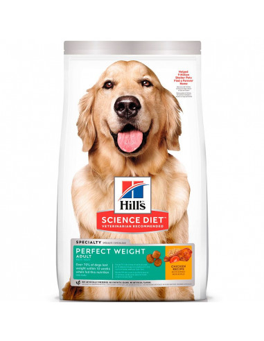 Hills Canine Adult Perfect Weight 6,8 Kg