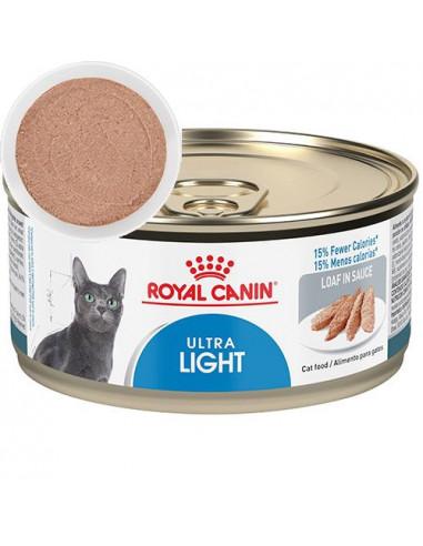 Royal Canin Ultra Light Feline Lata...