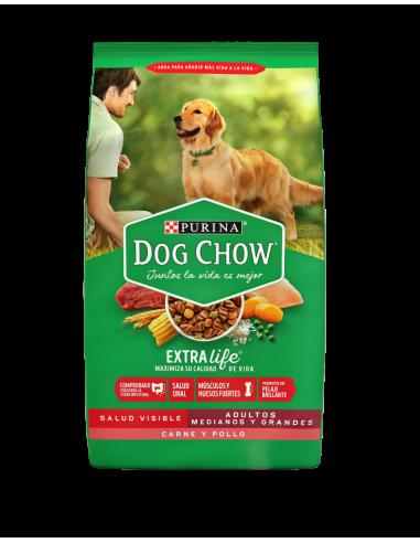 Dog Chow Adulto Mediano y Grande...