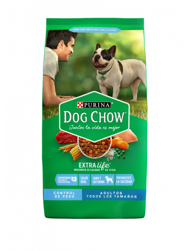 Dog Chow Control De Peso 18 Kg