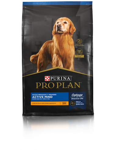 Pro Plan Active Mind Adult Dog 7+ 15 Kg