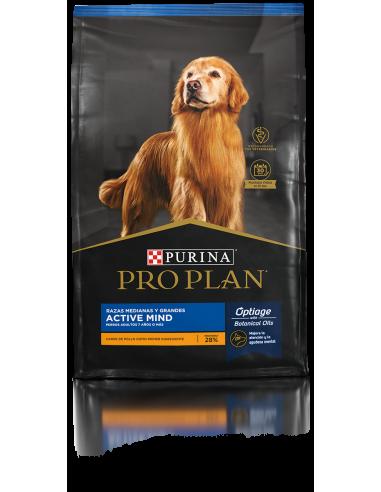 Pro Plan Active Mind Adult Dog 7+ 3 Kg