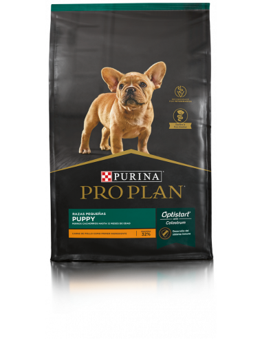 Pro Plan Dog Puppy Razas Pequeñas 3 Kg