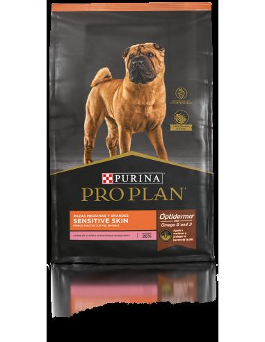 Pro Plan Sensitive Skin Dog Salmón 15 Kg