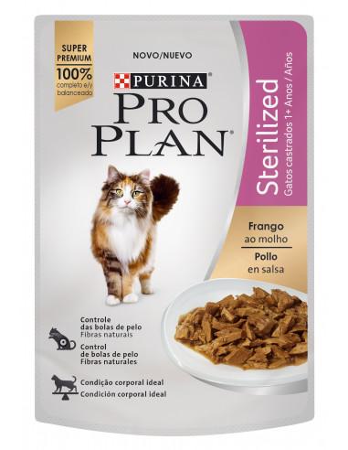 Pro Plan Sobre Gatos Esterilizados...