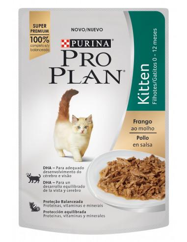 Pro Plan Sobre Kitten Pollo 85Gr