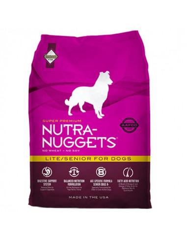 Nutra Nuggets Adulto Lite Senior 3 Kg