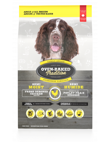 Oven Baked Tradition Dog Chicken -...