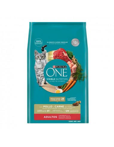 ONE Gato Pollo y Carne 6 Kg
